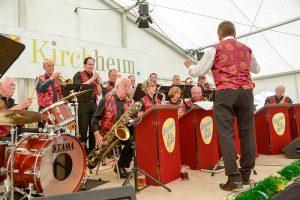 Dorffest 2015 Bigband