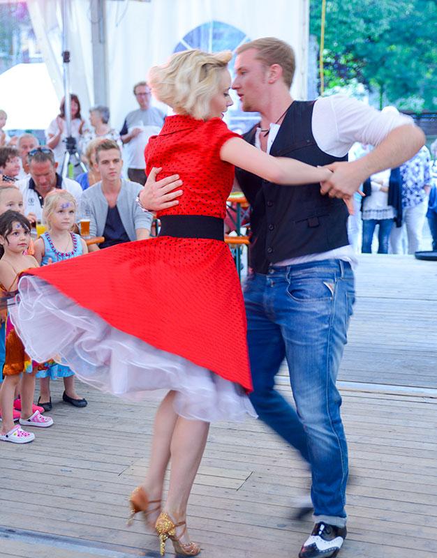 Dorffest 2015 Tanz