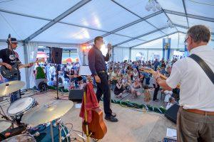 Dorffest 2015 Band