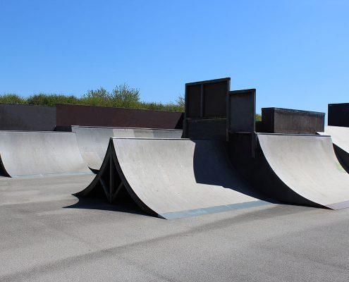 Skatepark (Foto: Katharina Ruf)