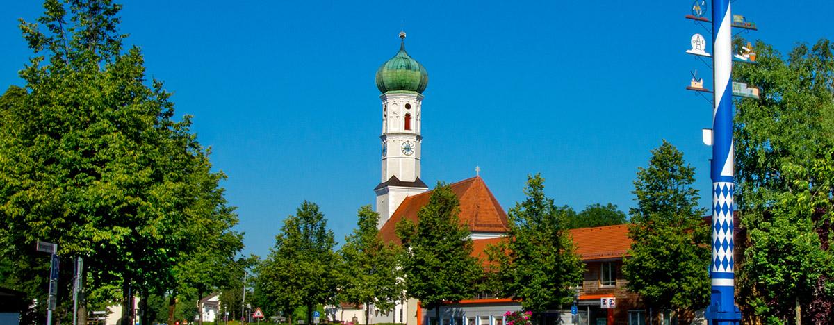 St Andreas Kirche