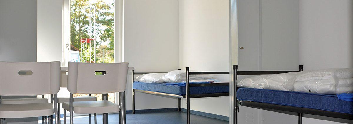 Asylbewerberunterkunft Raeterstrasse