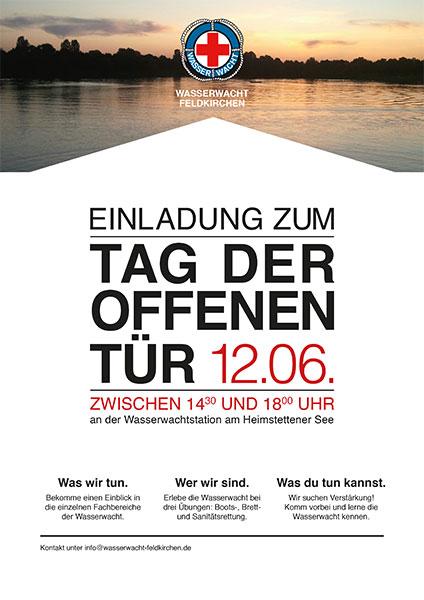 tag der offenen tür | gemeinde kirchheim b. münchen, Einladungen
