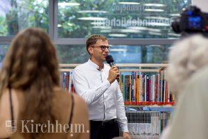 Tag der offenen Tür in der neuen Gemeindebücherei