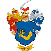 Wappen Páty