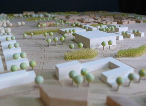 Modellansicht Kirchheim 2030