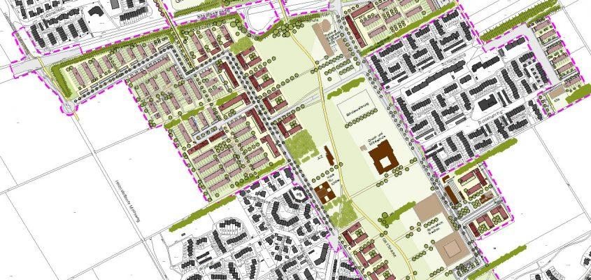 Ortsentwicklung Kirchheim 2030 - Umgriff