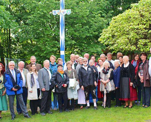 Internationale Freundschaft: Seit zehn Jahren besteht die Partnerschaft zwischen Kirchheim und Páty in Ungarn.