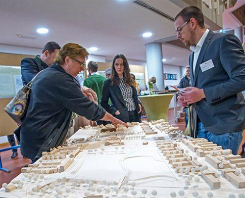 Kirchheim 2030: Ein Konzept für Wohnraum, Bildungseinrichtungen, moderner Verkehrsführung und viel Grünraum.