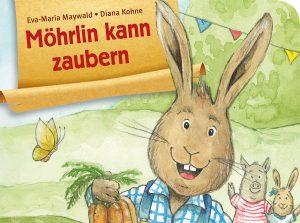 "Bilderbuch ""Möhrlin kann zaubern"" - Foto: Don Bosco Verlag"