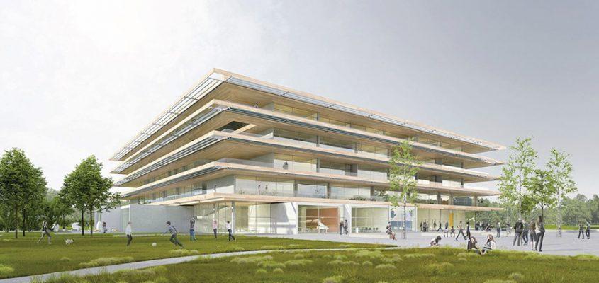 Heinle, Wischer und Partner Freie Architekten, Berlin und UKL Landschaftsarchitekten