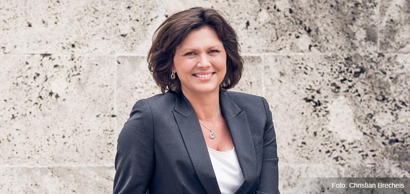 3. Wirtschaftsempfang mit Staatsministerin Ilse Aigner. Foto: Christian Brecheis
