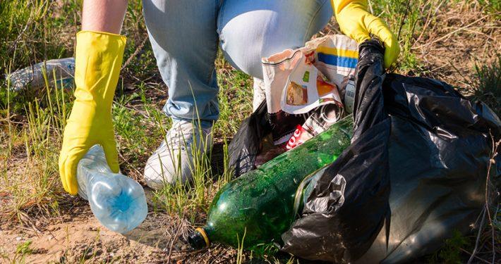 Aktion im Jahr der Umwelt: Ramadama 2017. Foto: © itakdalee - Fotolia.com