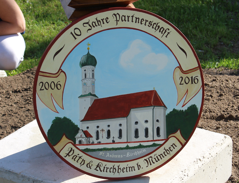 Besuch der Ungarischen Partnergemeinde Páty