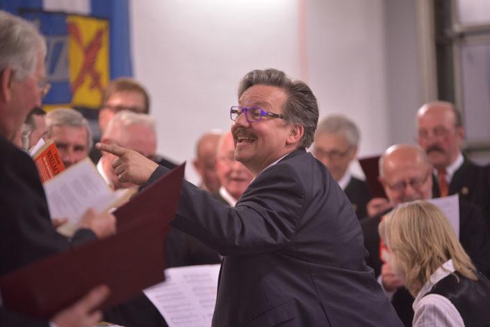 Kirchheim Vokal 2017: Sängertreffen der Männerchöre München Nord-Ost