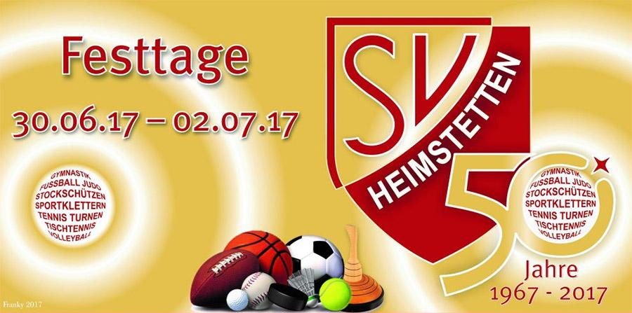Mehr als ein Verein: SV Heimstetten wird 50 Jahre