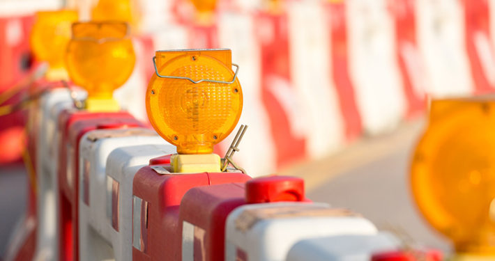 Straßensperrungen in Kirchheim. Foto: ©pixelfreund - Fotolia.com