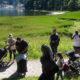 Spazieren gehen am Spitzingsee