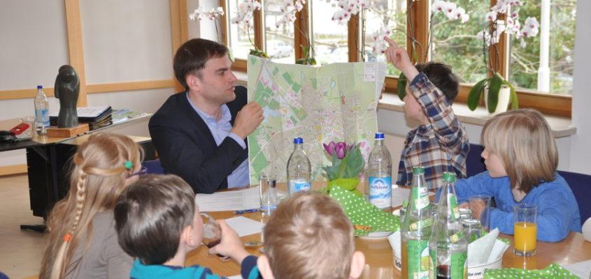 Kirchheimer Kinder reden mit.