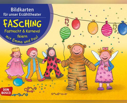 Die Gemeindebücherei lädt zum Fasching feiern.