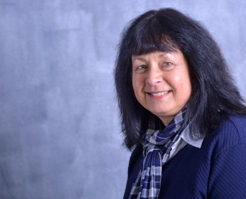 Die Seniorenbeauftragte Dagmar Jakob.