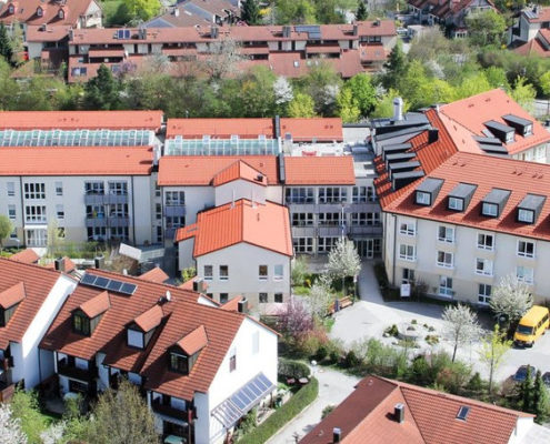 Alles in einer Hand: Das Collegium 200 übernimmt vollständig den Pflegebetrieb im Kirchheimer Seniorenzentrum.