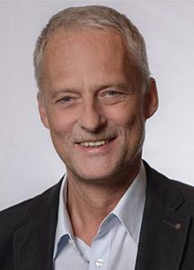 Dritter Bürgermeister Gerd Kleiber