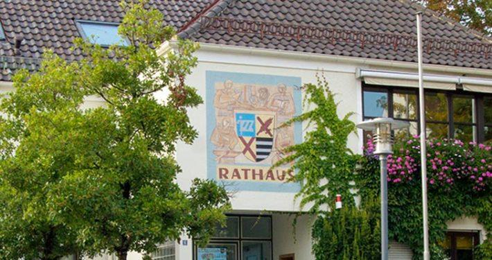 Bild des Kirchheimer Rathauses