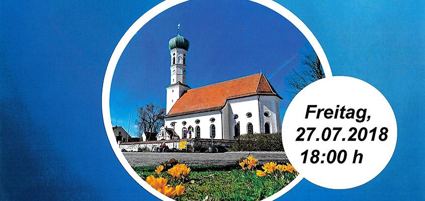 Weißes Fest des CSU Ortsverband am 27. Juli um 18 Uhr