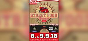 3. Street Food Festival im Räter-Einkaufs-Zentrum