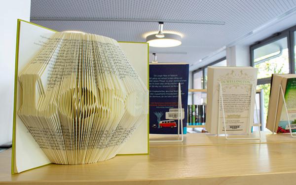 Die Gemeindebücherei am Schlehenring
