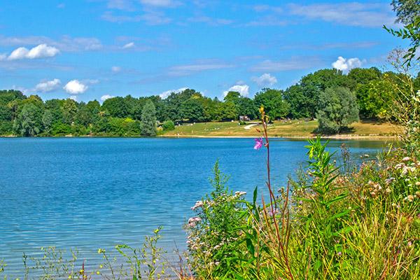 Erholungsgebiet Heimstettener See