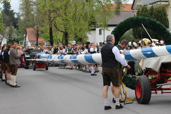 Vereinsleben in der Gemeinde Kirchheim