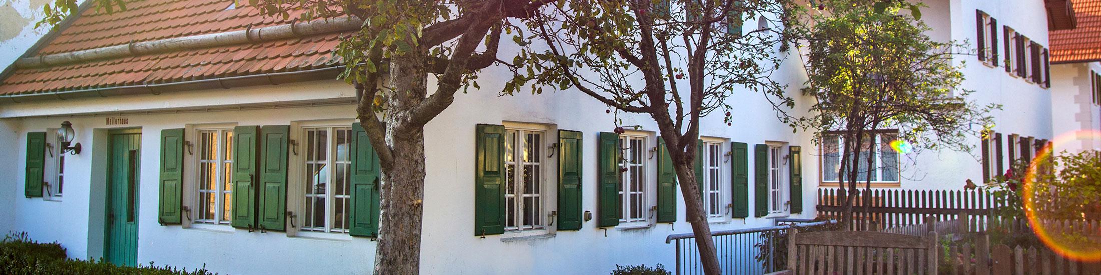 Das Meilerhaus in Heimstetten