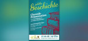 Chronik Präsentation und Ausstellung zu 40 Jahre Miteinander