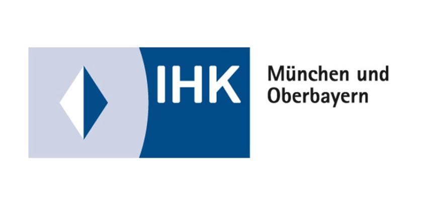 Logo der IHK München und Oberbayern