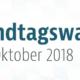 Hinweisgrafik zur Landtagswahl 2018