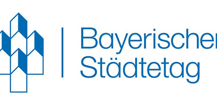 Logo des Bayerischen Städtetags