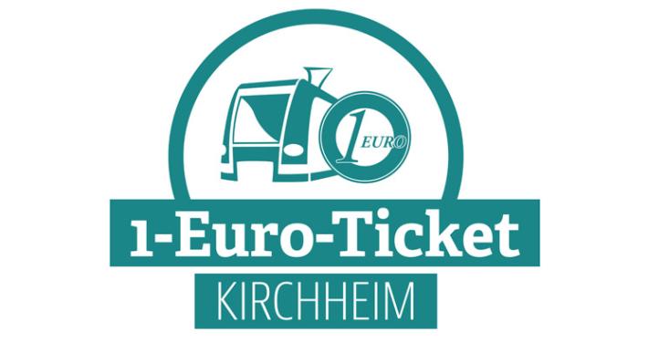 1-Euro-Ticket Kirchheim