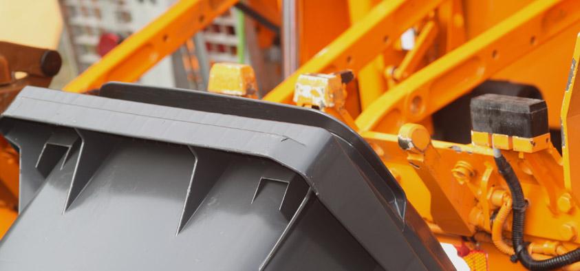 Hinweise zur Müllabfuhr.