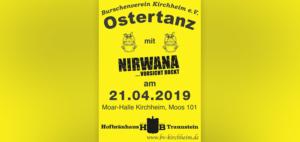 Ostertanz 2019 des Burschenverein Kirchheim e.V.