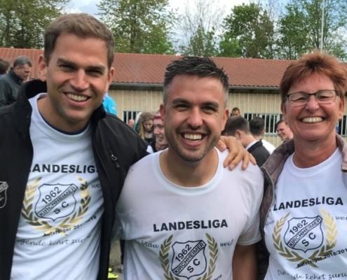 Kirchheimer SC steigt auf
