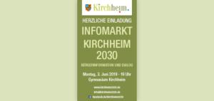 Infomarkt Kirchheim 2030