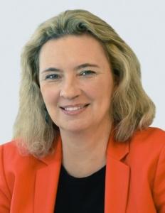 Staatsministerin Kerstin Schreyer