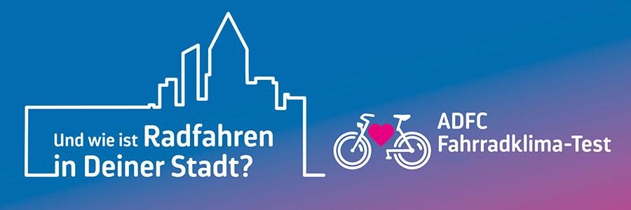 Der ADFC Fahrradklima-Test