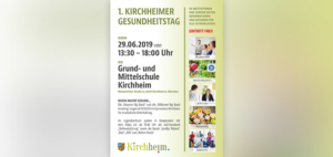Kirchheimer Gesundheitstag 2019