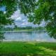 Idylle am Heimstettner See: Unser attraktives Naherholungsgebiet lädt im Sommer zum Baden ein.