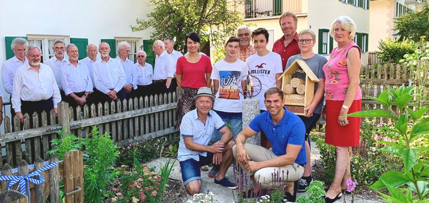 Kunst und Grün in Heimstetten