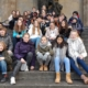 Kirchheimer Gymnasiasten zu Besuch im Prinz-Carl-Palais.