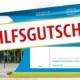Der Kirchheimer Hilfsgutschein